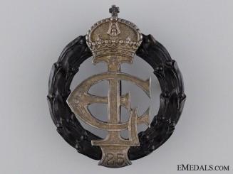 A Rare 1917 Iron War Merit Badge by Meybauer