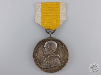 A Rare Bene Merenti Medal