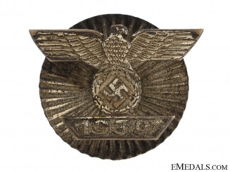 A Rare Clasp to the Iron Cross 1939 Screwback