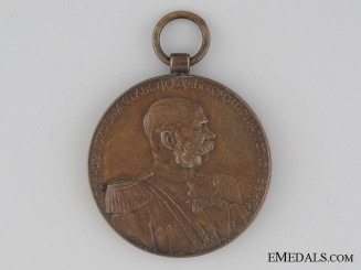 A Rare Medal To Commanders of the Kexholm