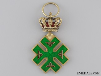 A Rare Romanian Order of Ferdinand I; Officers Cross