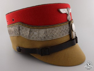A Rare SA General's Kepi by C. Louis Weber c.1934-1935