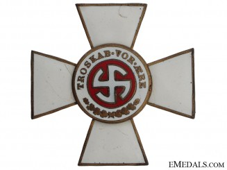 A Rare Schalburg Officers Cross
