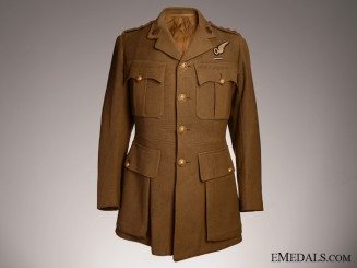 A Rare First War Canadian DFC Recipient's Uniform