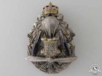 Yugoslavia, Kingdom. Air Force Aircrew Badge
