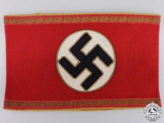 A Reich Level Leiter einer Stelle Armband