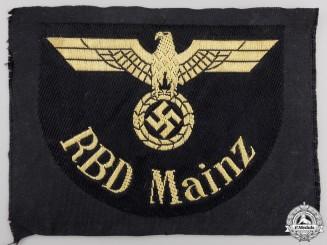 A Reichsbahn Ärmeladler RBD Mainz