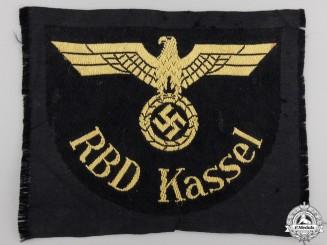 A Reichsbahn Ärmeladler RBD Kassel