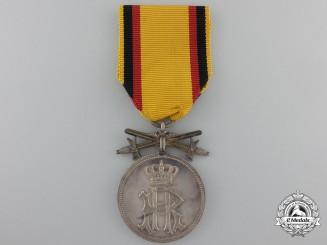 A Reuss Silver Merit Medal of the Honour Cross