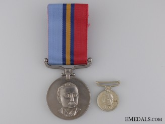 A Rhodesian General Service Medal to Rifleman Sutherland