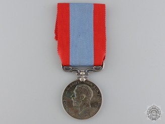 A Rocket Apparatus Volunteer Long Service Medal