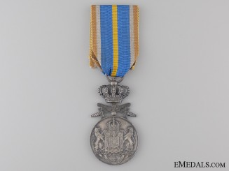 A Romanian Loyal Service Cross; 2nd Class