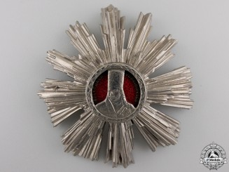 A Romanian Order of Tudor Vladimirescu; 4th Class Star