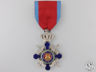 A Romanian Order of the Star with Swords