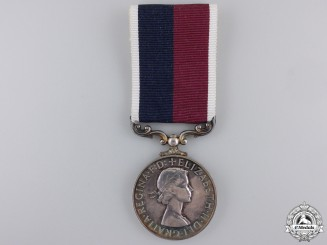 A Royal Air Force Long Service & Good Conduct Medal