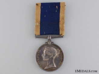 United Kingdom. A Royal Naval Long Service and Good Conduct Medal