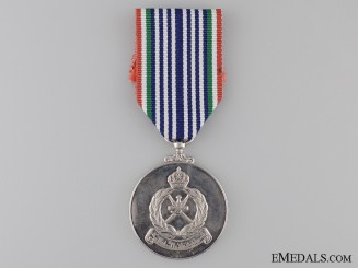 A Royal Omani Police Long Service and Good Conduct Medal