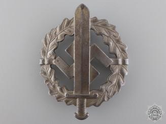 A SA Silver Sports Badge by W.Redo