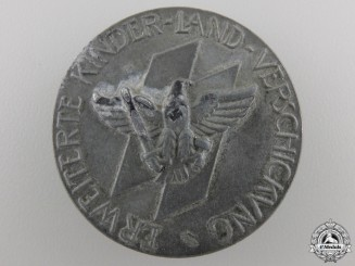 A Scarce HJ Children Holiday Transportation Badge