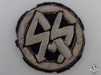 A Scarce SA/SS DLV Traditional Badge