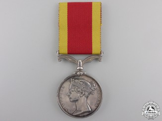 A Second China War Medal 1857-1860 to the Royal Marines