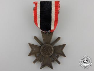 A Second Class War Cross with Swords