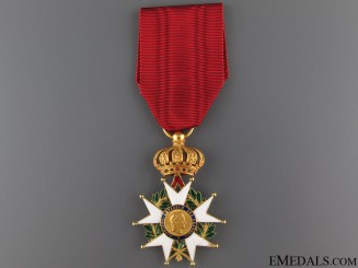 A Second Empire Legion D'Honneur in Gold