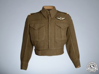 A Second War 1st Canadian Parachute Battalion Battledress