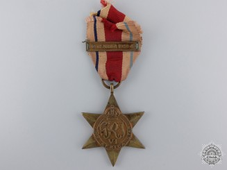 A Second War Africa Star with Clasp