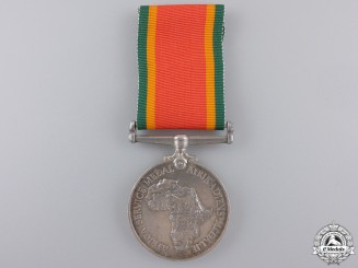 A Second War Africa Service Medal