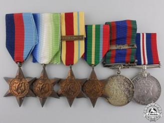 A Second War Canadian Merchant Marine Group