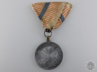 A Second War Croatian Wound Medal