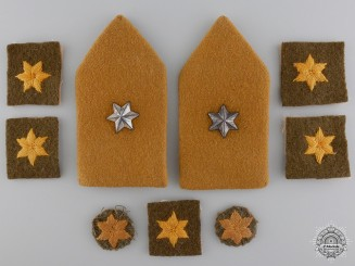 A Second War Dutch Army Insignia