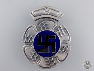A Second War Finnish Pilot's Badge