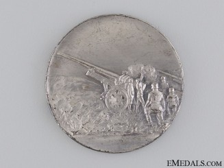 A Second War German Artillery Award Medal