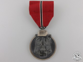 A Second War German East Medal 1941/42