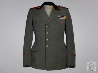 A Second War Italian Army Generals Tunic