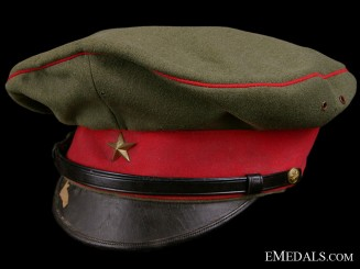 A Second War Japanese Cap