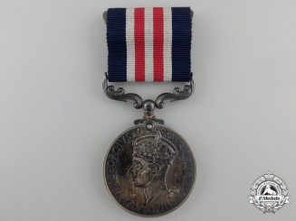 A Second War Military Medal; Unnamed to Foreign Recipients