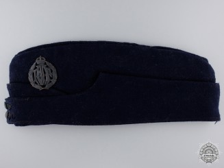 A Second War Royal Australian Air Force (RAAF) Side Cap
