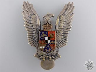 A Second War Royal Romanian Pilot's Badge