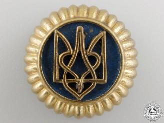 A Second War Ukrainian Volunteers Cap Badge
