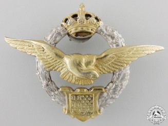 A Second War Yugoslavian Pilot's Badge