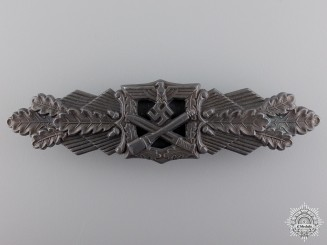 A Silver Grade Close Combat Clasp by FLL