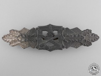 A Silver Grade Close Combat Clasp by H & CL