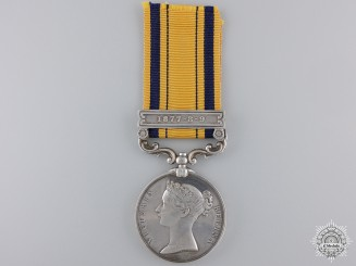 A South Africa Medal to the 2/24th Regiment of Foot  Consignment #21