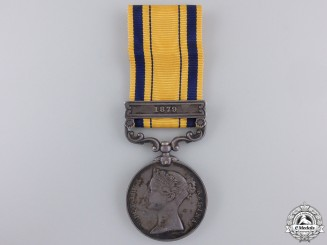A South Africa Medal 1879 to the Army Service Corps