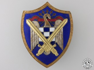 A Spanish Army Falange Badge