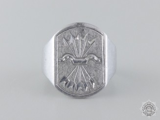A Spanish Civil War Falange Ring