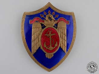 A Spanish Falange Naval Air Force Badge